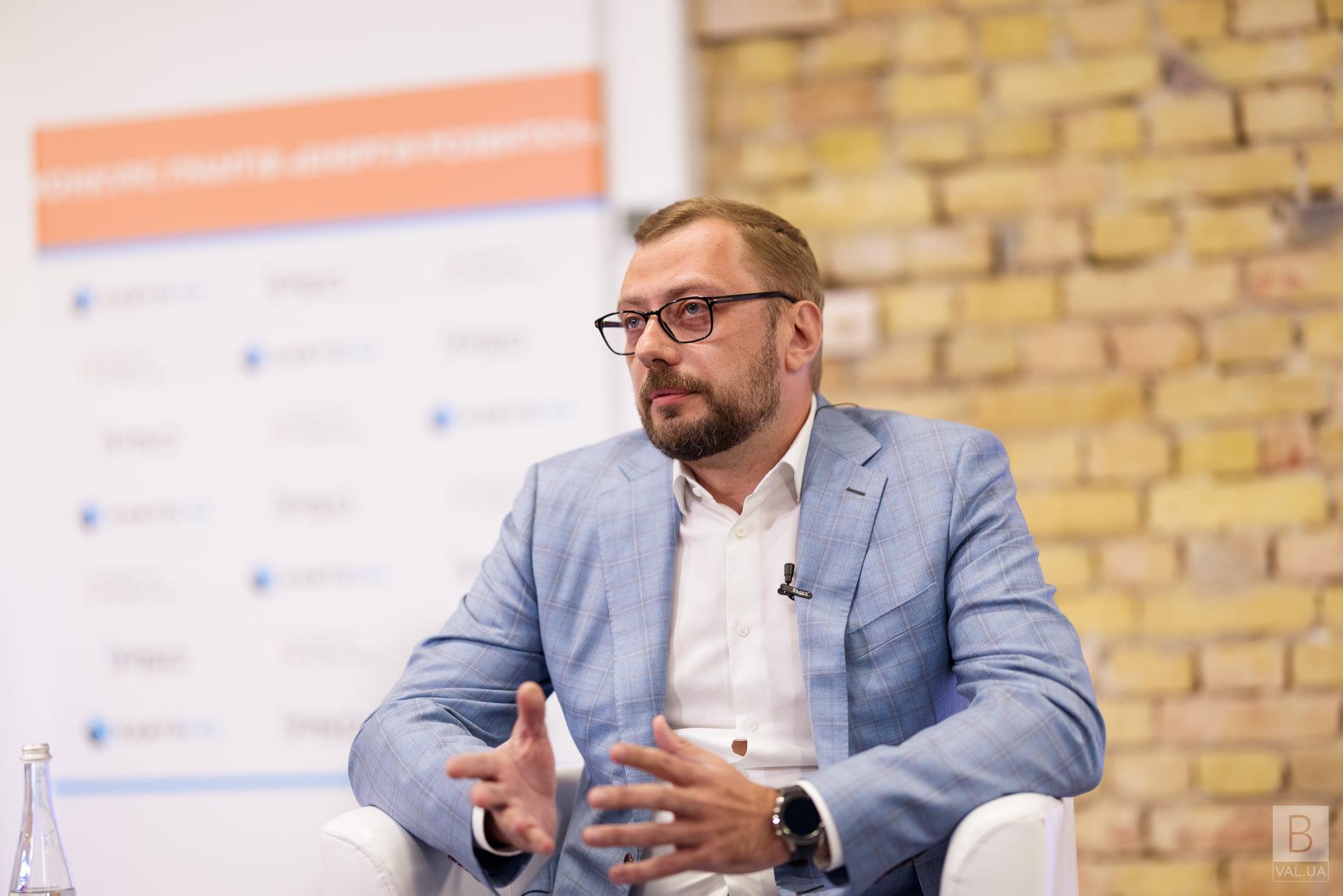 В'ячеслав Чаус претендує на посаду голови Чернігівської ОДА