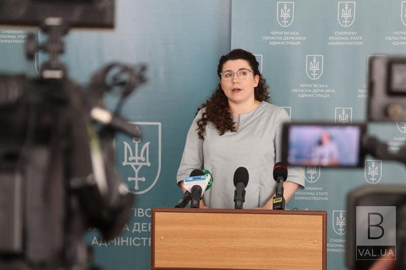 Услід за чоловіком: Кабмін погодив звільнення дружини Хомчака з посади голови Чернігівської ОДА