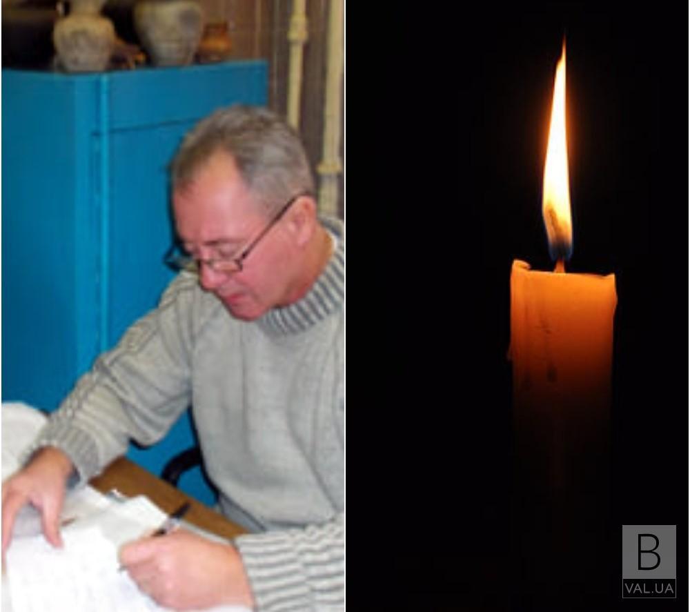 На 61-му році життя відійшов у вічність археолог Андрій Казаков