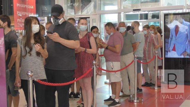 У Чернігові зменшили кількість центрів масової вакцинації
