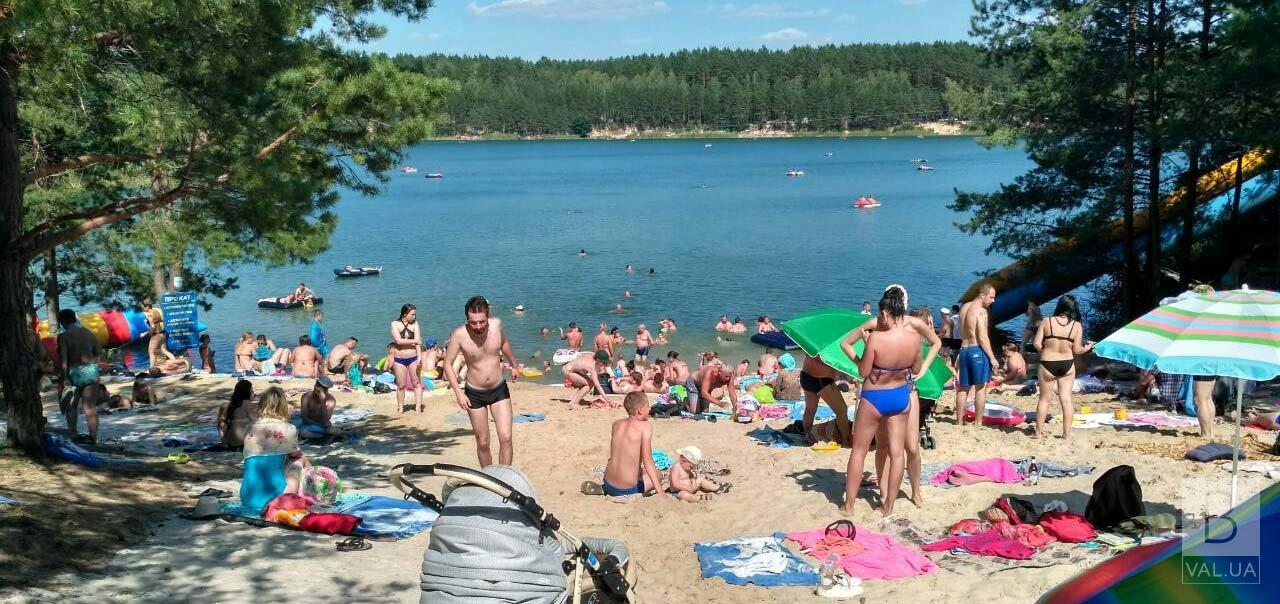 Хвилюватися нема чого, — власник еко-комплексу про якість води на «Голубих озерах»