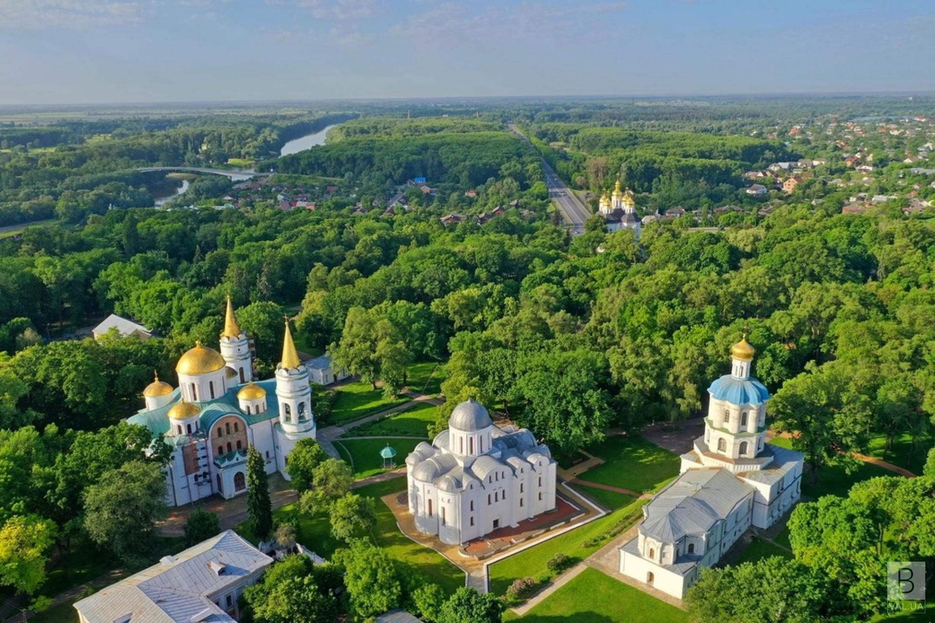 «Чернігів стародавній» встановив рекорд за кількістю екскурсій у липні