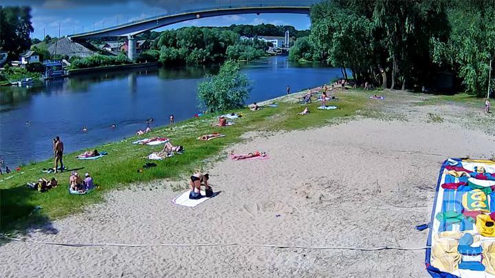 Якість води на всіх пляжах Чернігова відповідає санітарним вимогам, — санлікар