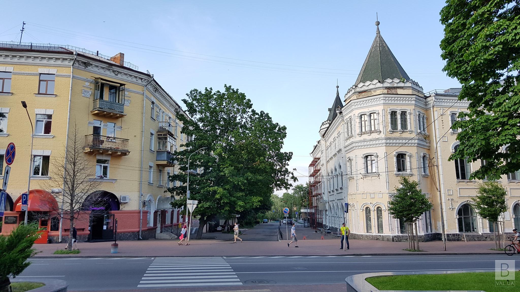 У Чернігові на два дні перекриють вулицю Святомкилаївську