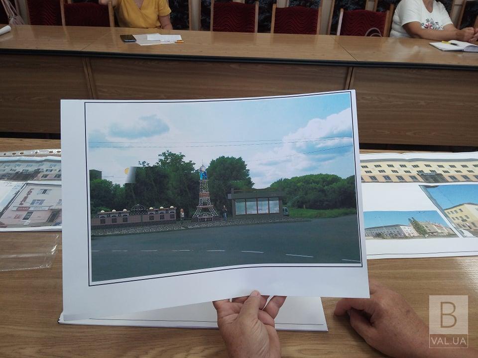 Візитівка Парижу на Чернігівщині: у Ніжині планують встановити Ейфелеву вежу. ФОТО