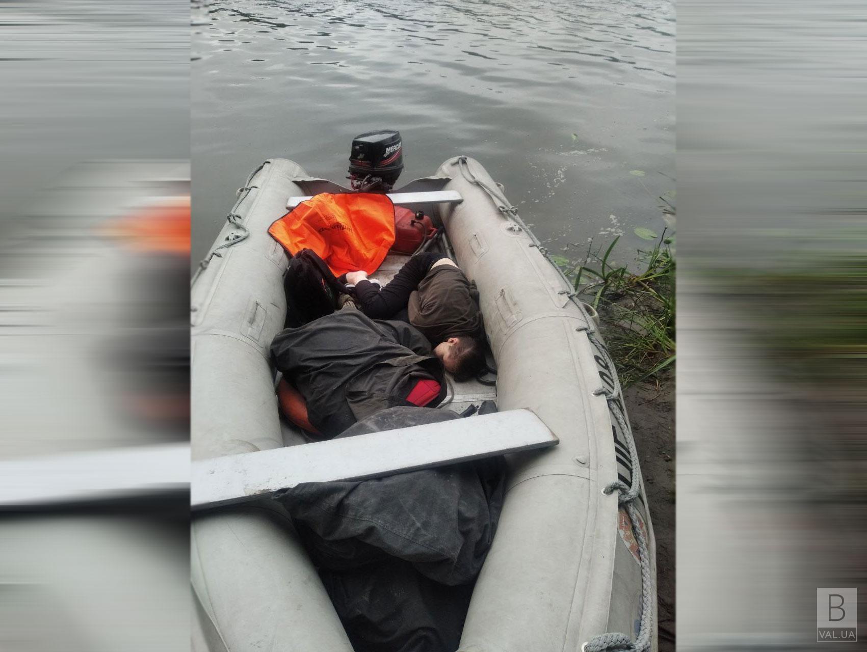 У Десну поблизу Шестовиці з моста стрибнула 16-річна дівчина