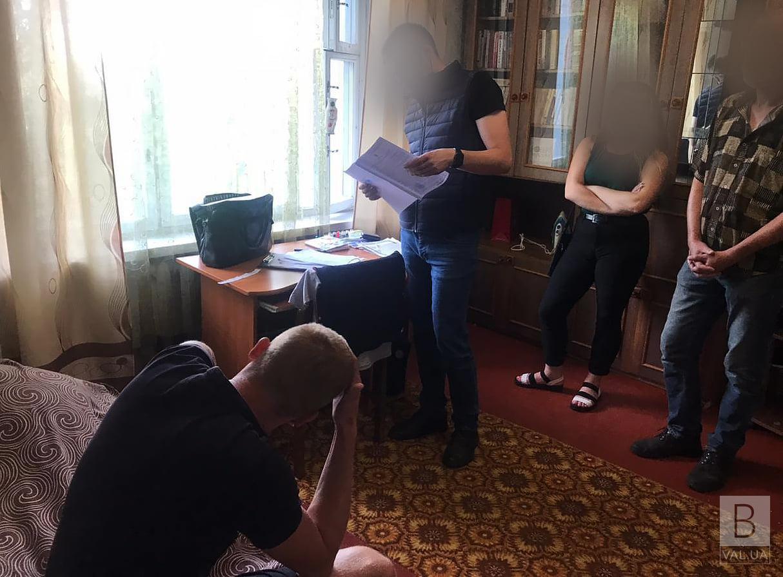 Поліція повідомила про підозру трьом уродженцям Черкащини за оборудки з землею на Чернігівщині