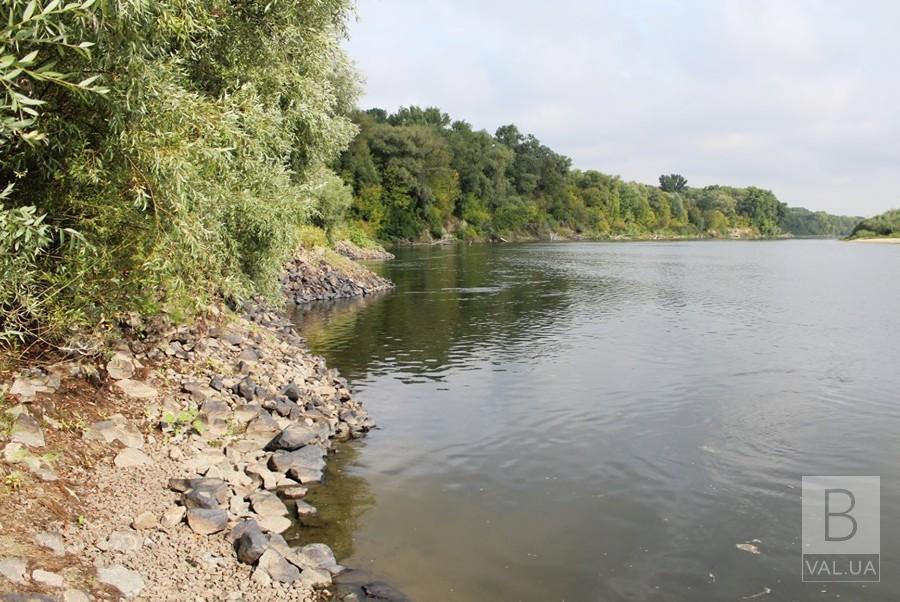 На Чернігівщині в Десні потонув чоловік