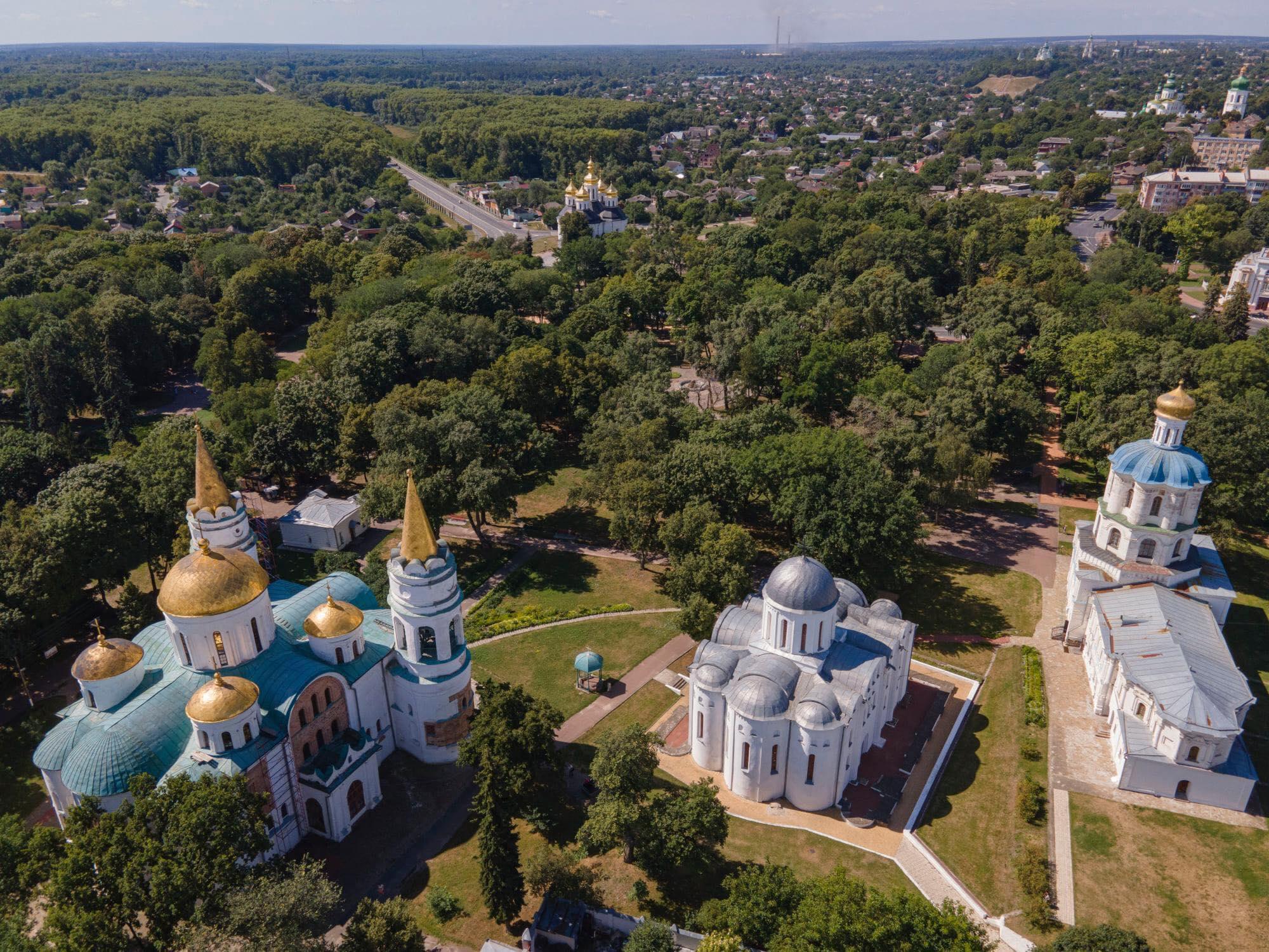 Всеукраїнський фотоконкурс «Вікі любить пам'ятки» запрошує до участі жителів Чернігівської області