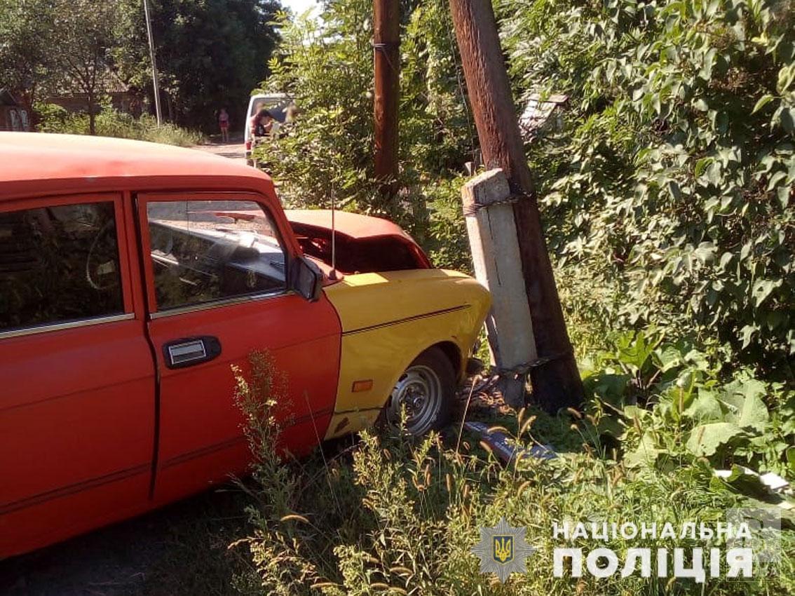 У поліції розповіли про ТОП-5 аварійно-небезпечних місць Семенівської громади
