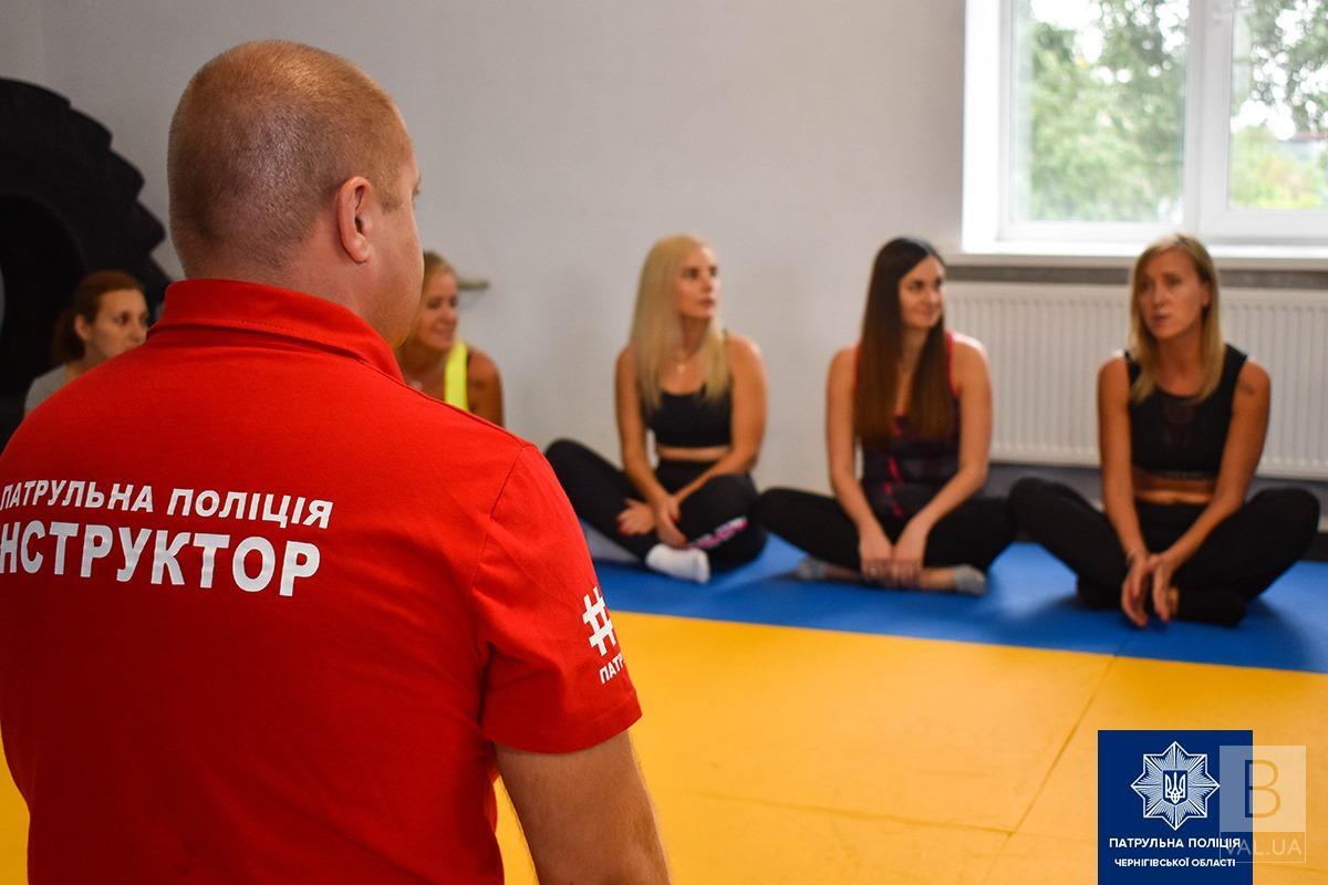 У Чернігові стартує набір на курси з самооборони для жінок