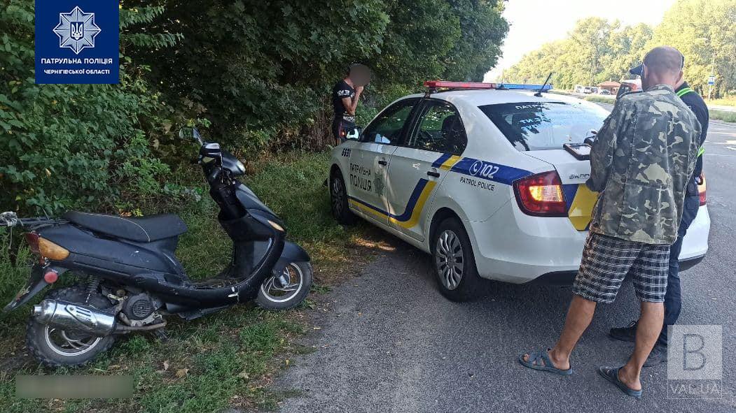 Напідпитку та без документів: на трасі «Київ-Чернігів» вихідними затримали двох водіїв-порушників