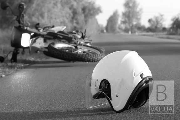 В області – дві ДТП за участю мотоциклістів: травмувалися троє людей