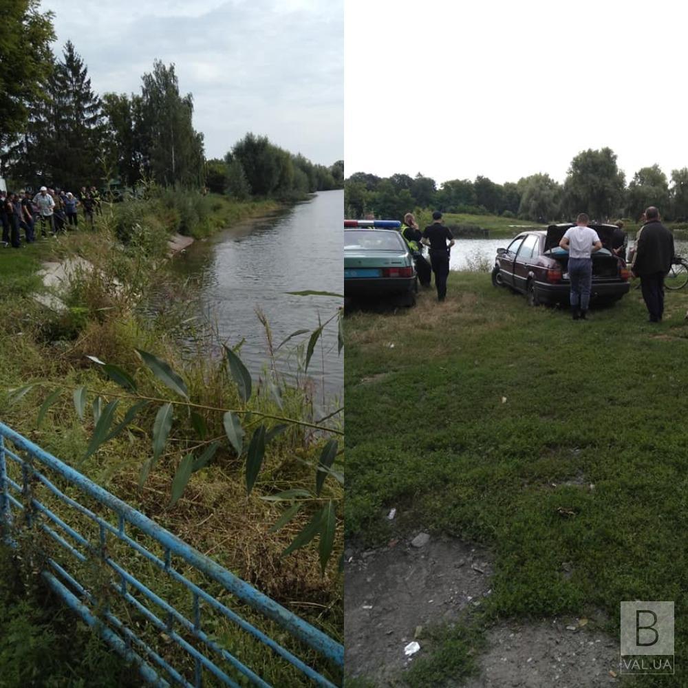 У Бобровиці шукають тіло чоловіка, який потонув напередодні