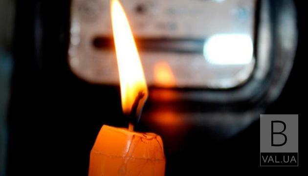 Через негоду в області 35 сіл без електрики