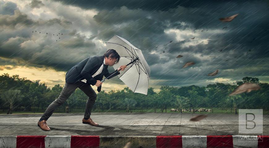 На Чернігівщині завтра буде сильний вітер