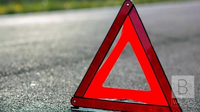 На Новгород-Сіверщині у ДТП травмувався мотоцикліст
