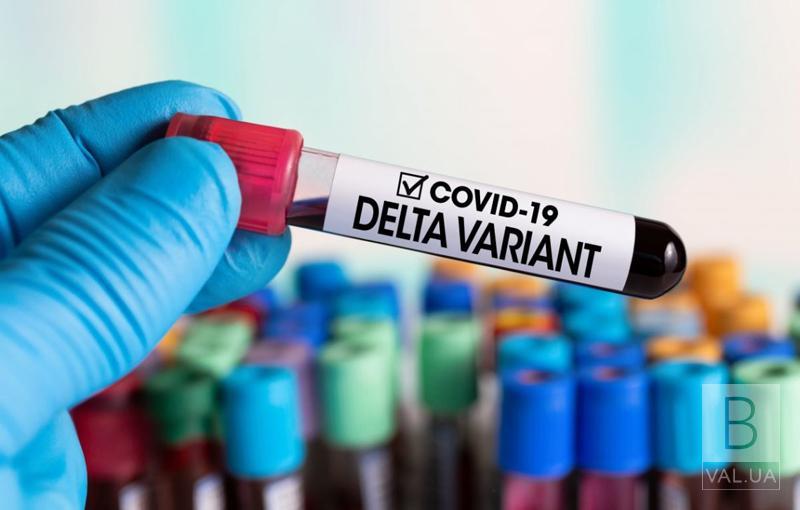 У Корюківці подружжя занедужало на COVID-19. Підозрюють «Дельту»