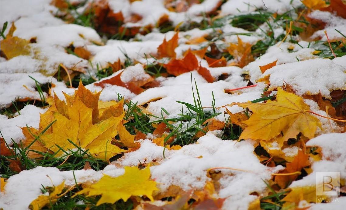 Перший сніг у жовтні: яка погода чекає нас цієї осені