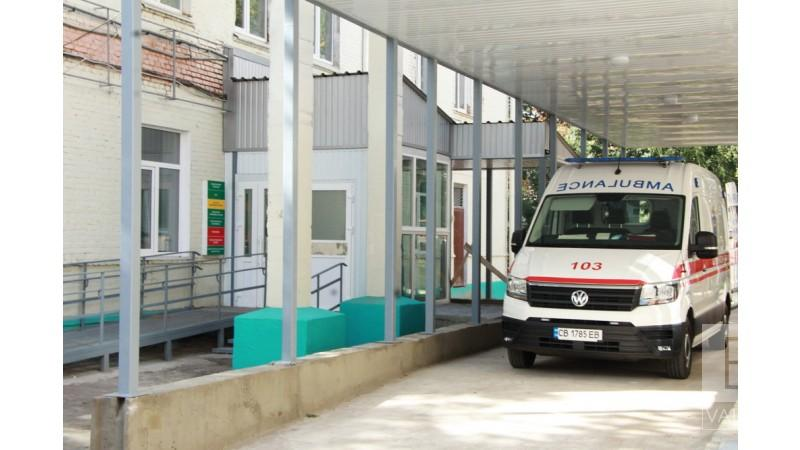 Ніжинська лікарня придбала медобладнання на кілька мільйонів. ФОТО