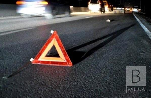 На Чернігівщині зіткнулися дві вантажівки: одного з водіїв шпиталізували