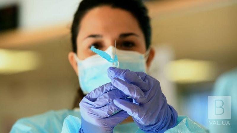 На Чернігівщині за минулу вакцинували майже 4000 жителів області