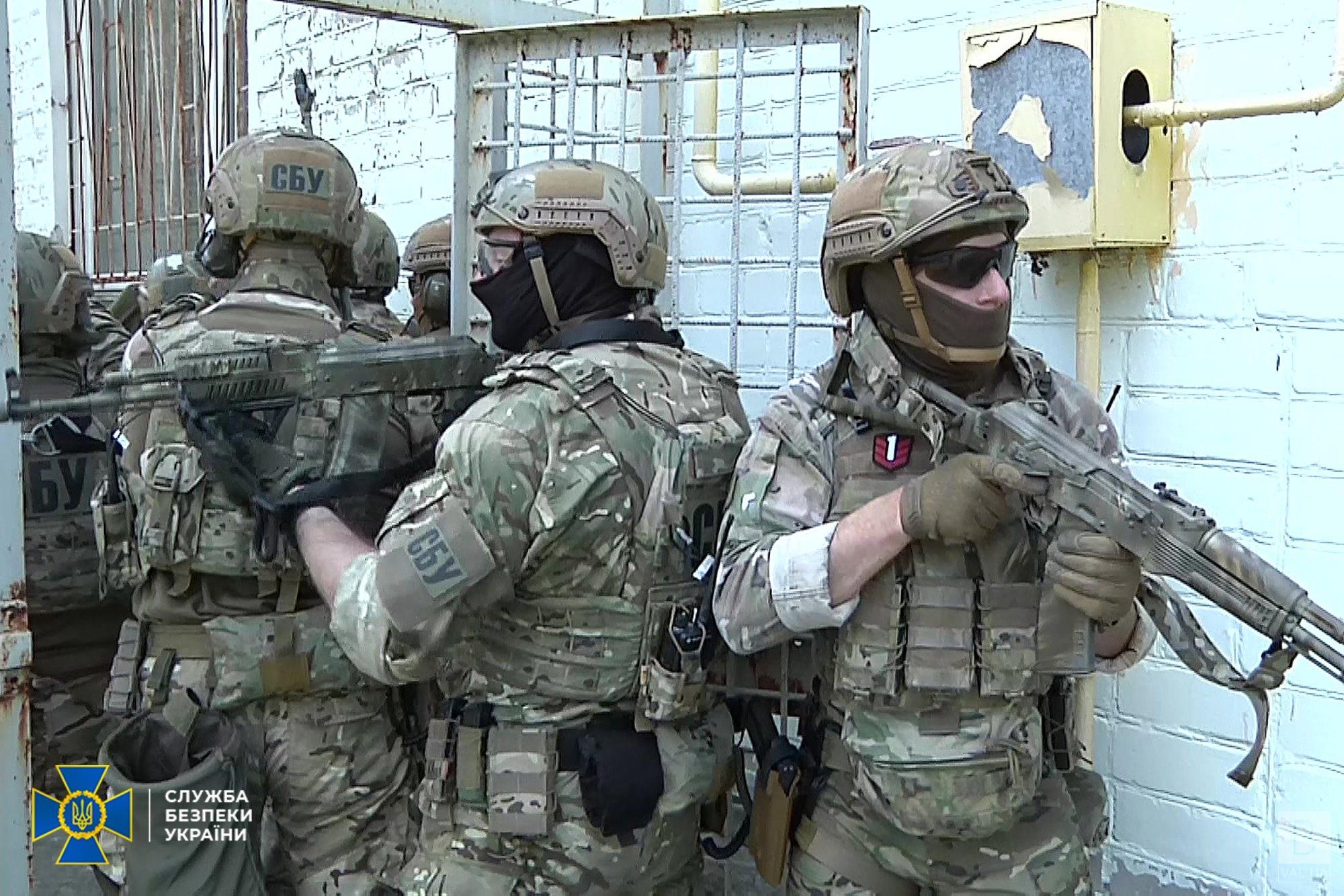 На Чернігівщині в прикордонні проводитимуть антитерористичні навчання