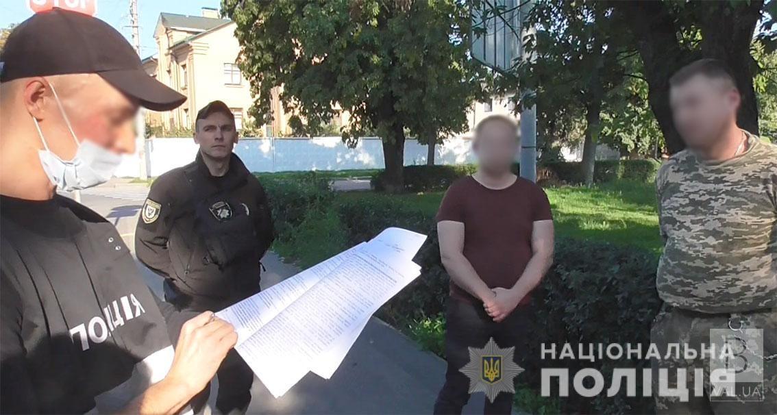 Військового-контрактника зі спільником затримали за збут амфетаміну на Чернігівщині