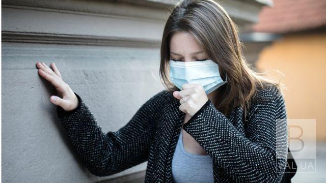Коронавірус на Чернігівщині: 25 людей захворіли, 5 — одужали. Одна людина померла