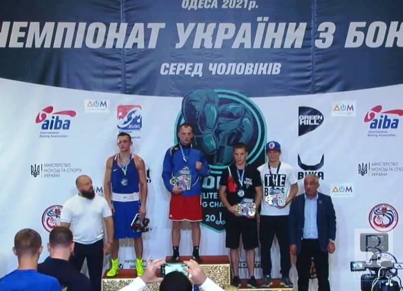 Чернігівець виборов «золото» на Чемпіонаті України з боксу серед чоловіків