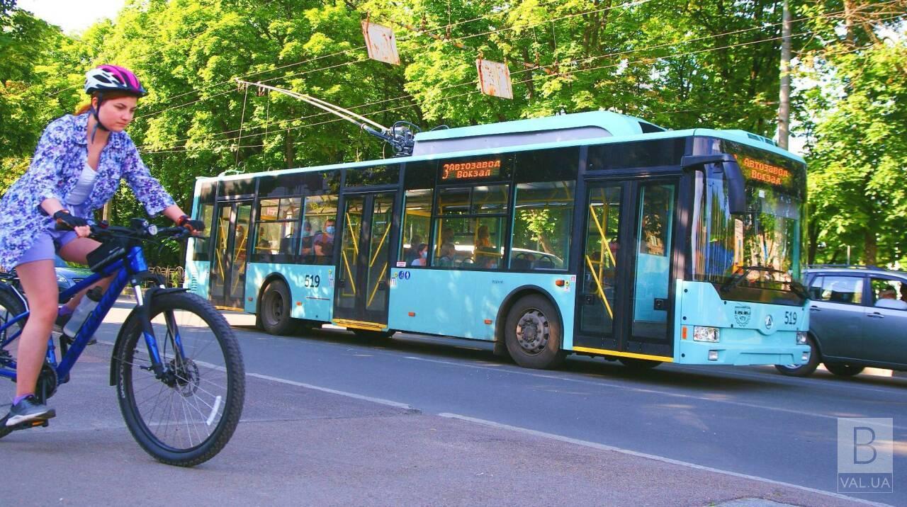 У Чернігові 19 вересня на декілька годин перекриють центр: як ходитиме транспорт