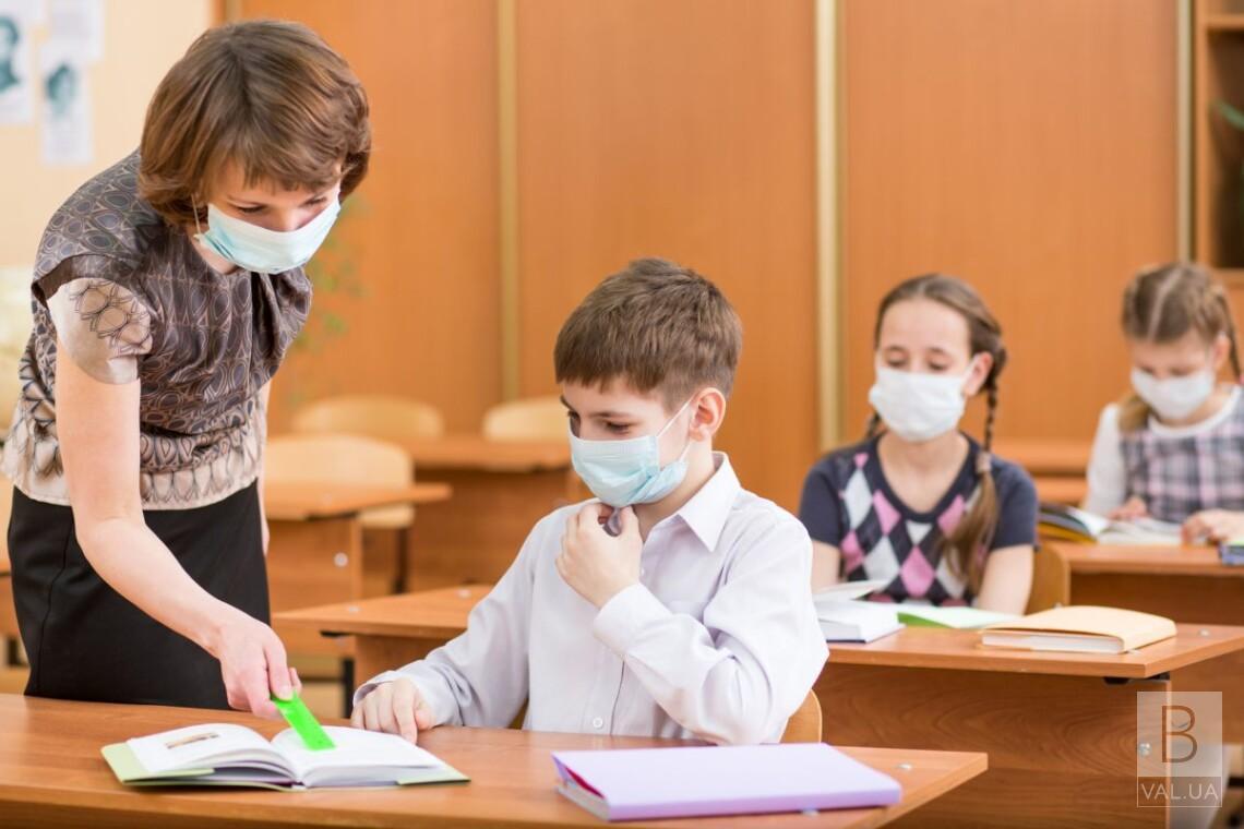 У Прилуках всі заклади освіти мають 80% вакцинованих працівників