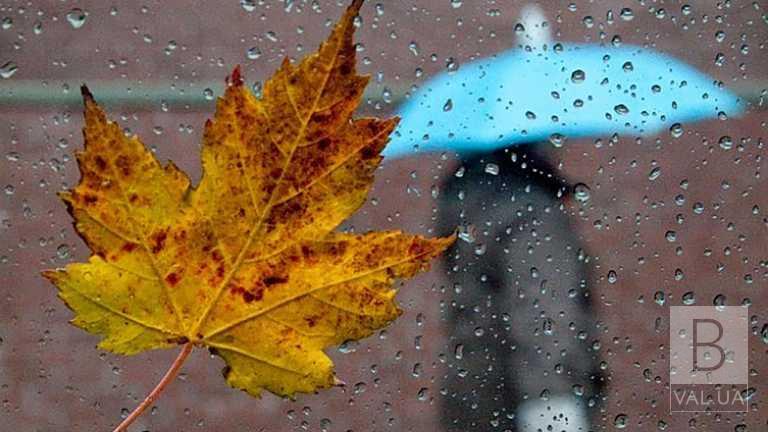 Значні дощі та посилення вітру: на Чернігівщину суне негода