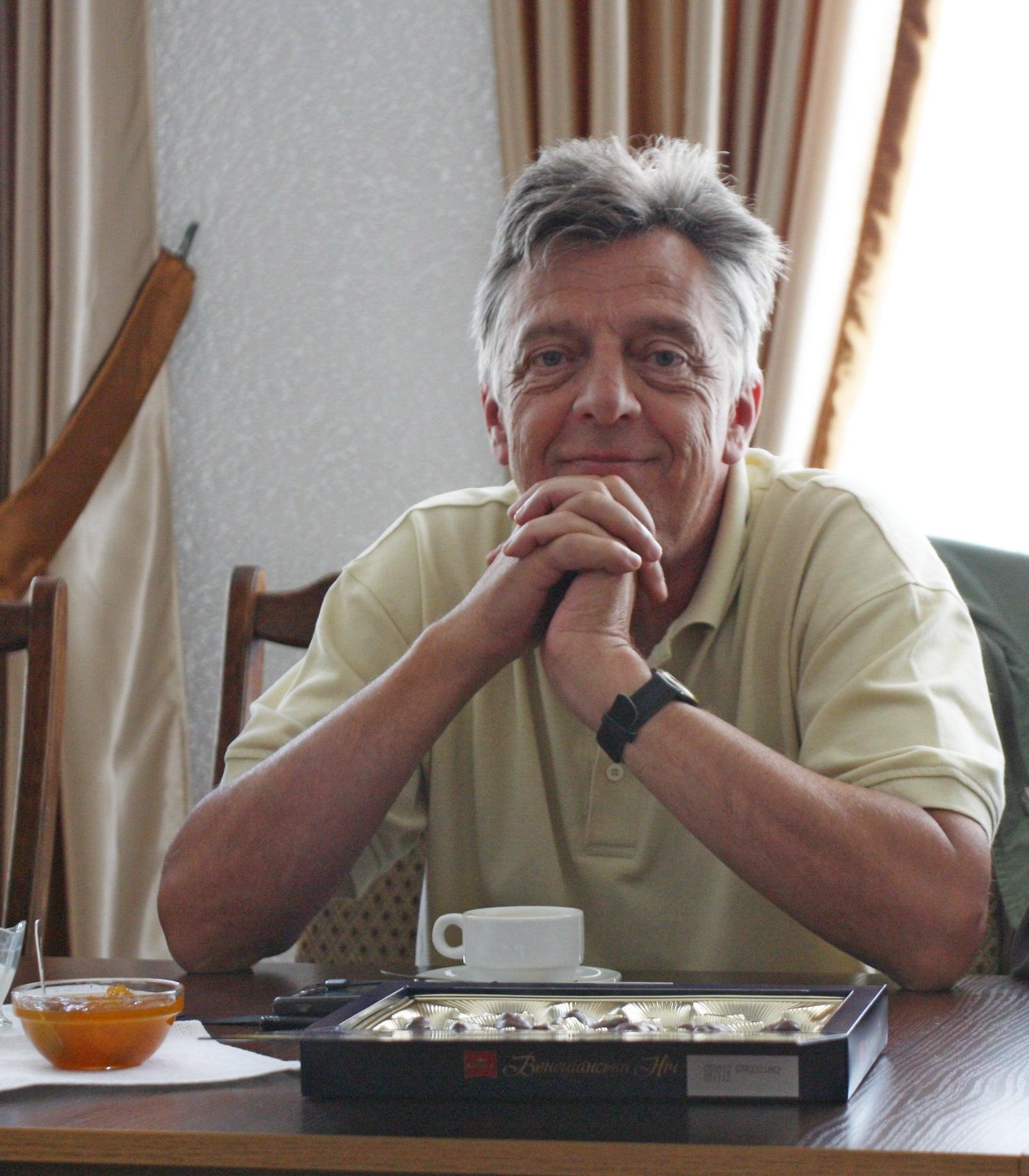 Прощання з чернігівським журналістом Олександром Шилом відбудеться 22 вересня