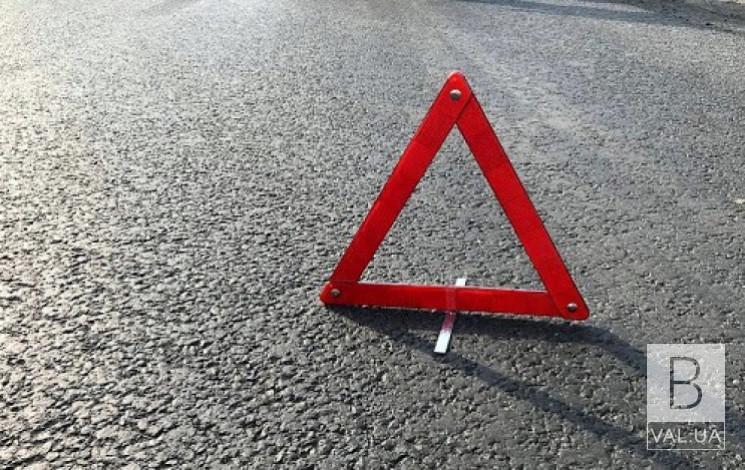 У Новгород-Сіверському районі легковик збив 86-річного чоловіка