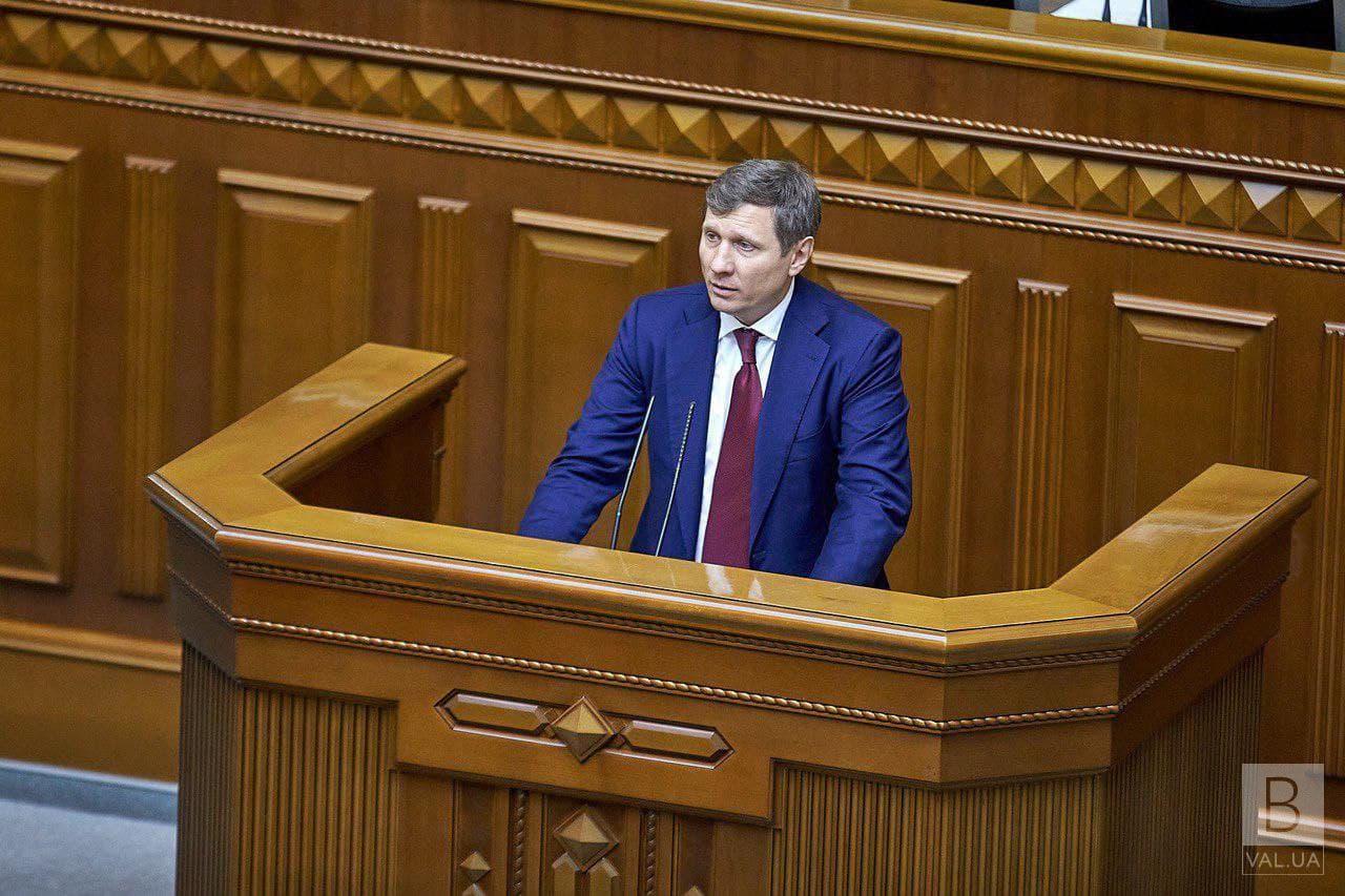 Шахов: законопроєкт про заборону відключення боржників від послуг ЖКГ слід позачергово проголосувати