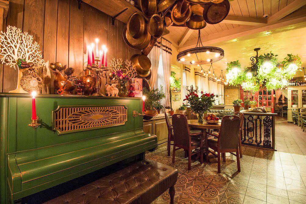 Два чернігівські ресторани знову потрапили до ТОП-100 найкращих ресторанів України