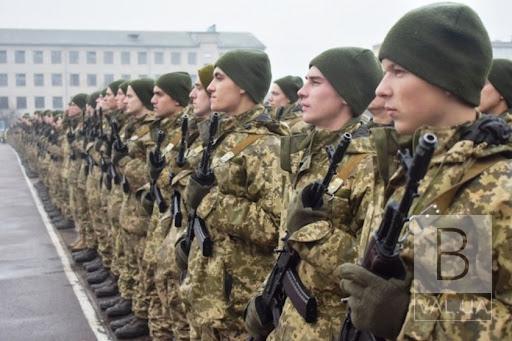 Осінній призов 2021: на Чернігівщині на строкову службу призовуть майже 500 жителів області
