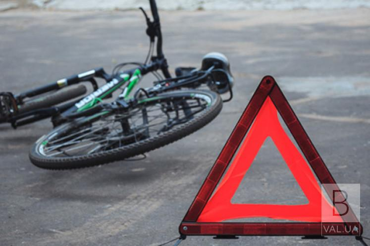 У Бобровиці в ДТП постраждав велосипедист