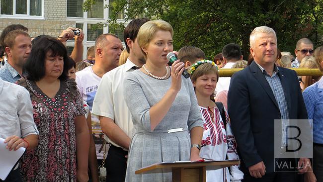 Директорка чернігівського ліцею №22 стала заступницею Атрошенка