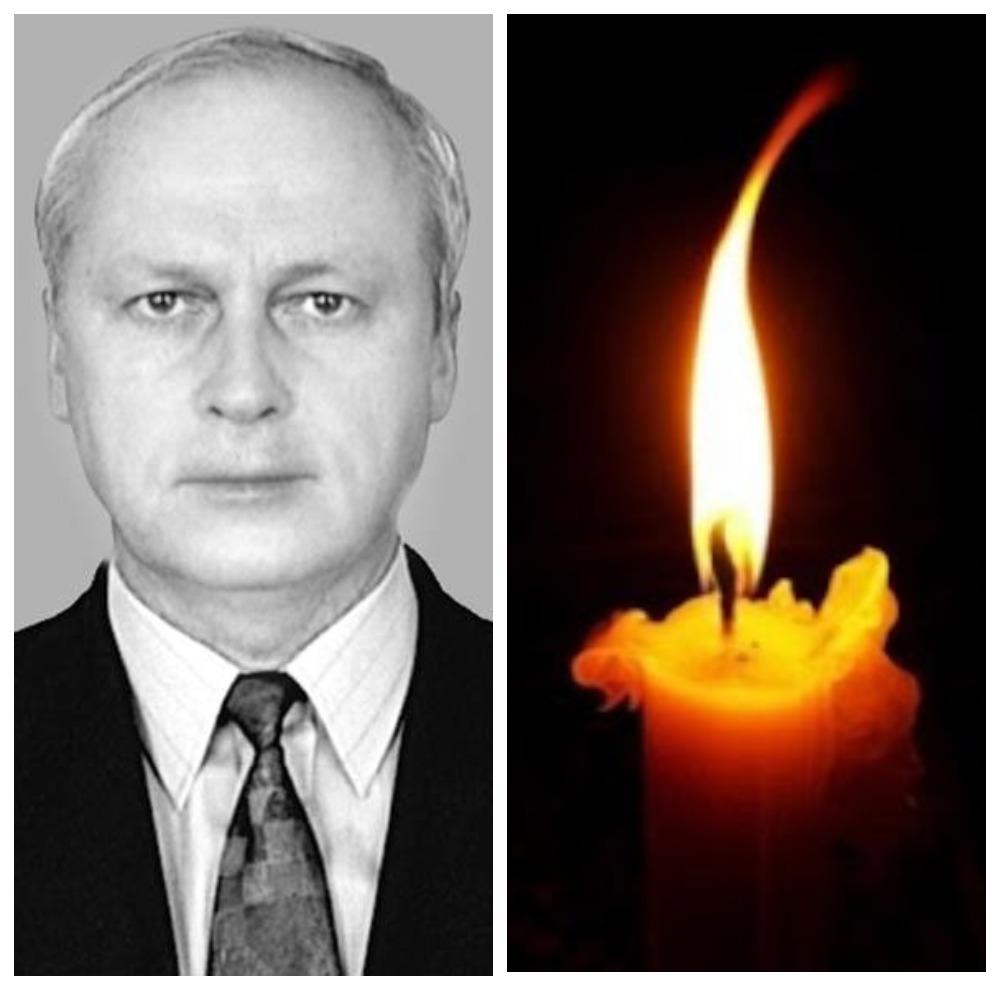 Відійшов у вічність екс-редактор чернігівської газети «Деснянська правда» Володимир Борисенко