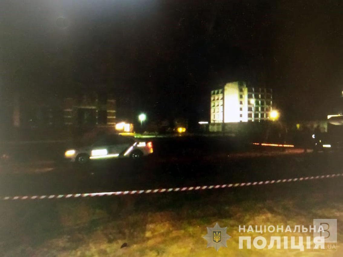 Вбивство поліцейського у Чернігові: чотирьом затриманим повідомили про підозру