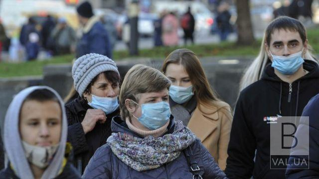 Коронавірус на Чернігівщині: 191 людина захворіла, 138 — одужали. Четверо — померли