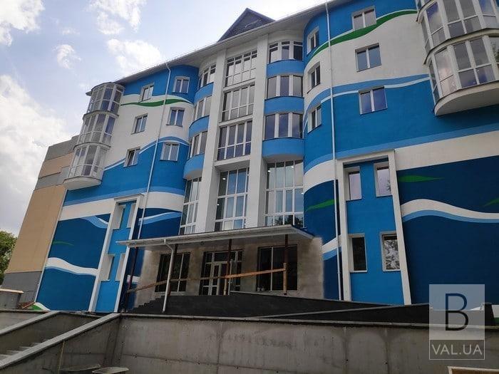 На Савчука новий спортивно-оздоровчий комплекс майже готовий до відкриття