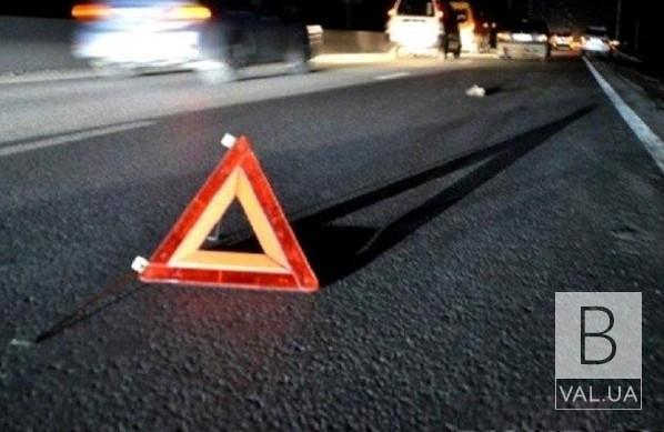 На Бобровиці водійка на «Chevrolet Trax» збила пішохіда