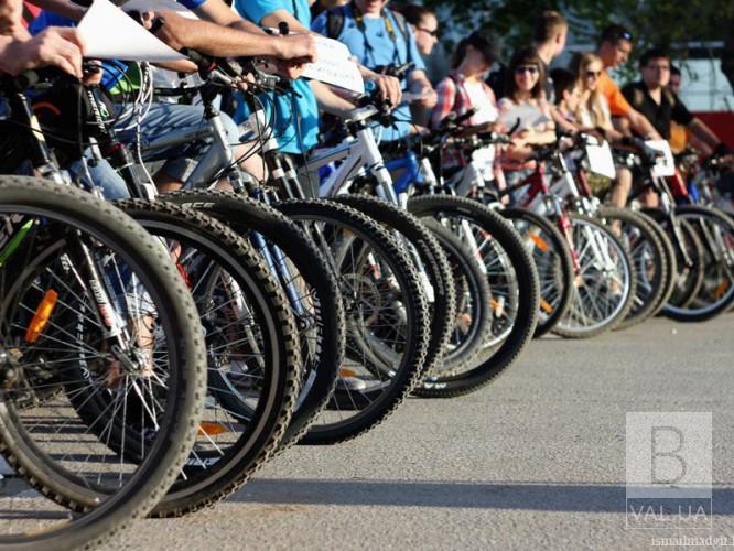 Громада на Чернігівщині влаштовує велопробіг в пам'ять загиблих героїв