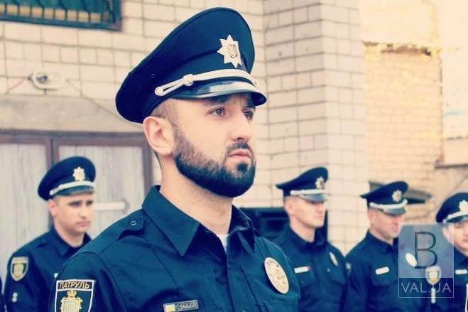 Думича та його заступників відсторонили від керівництва патрульною поліцією Чернігівщини