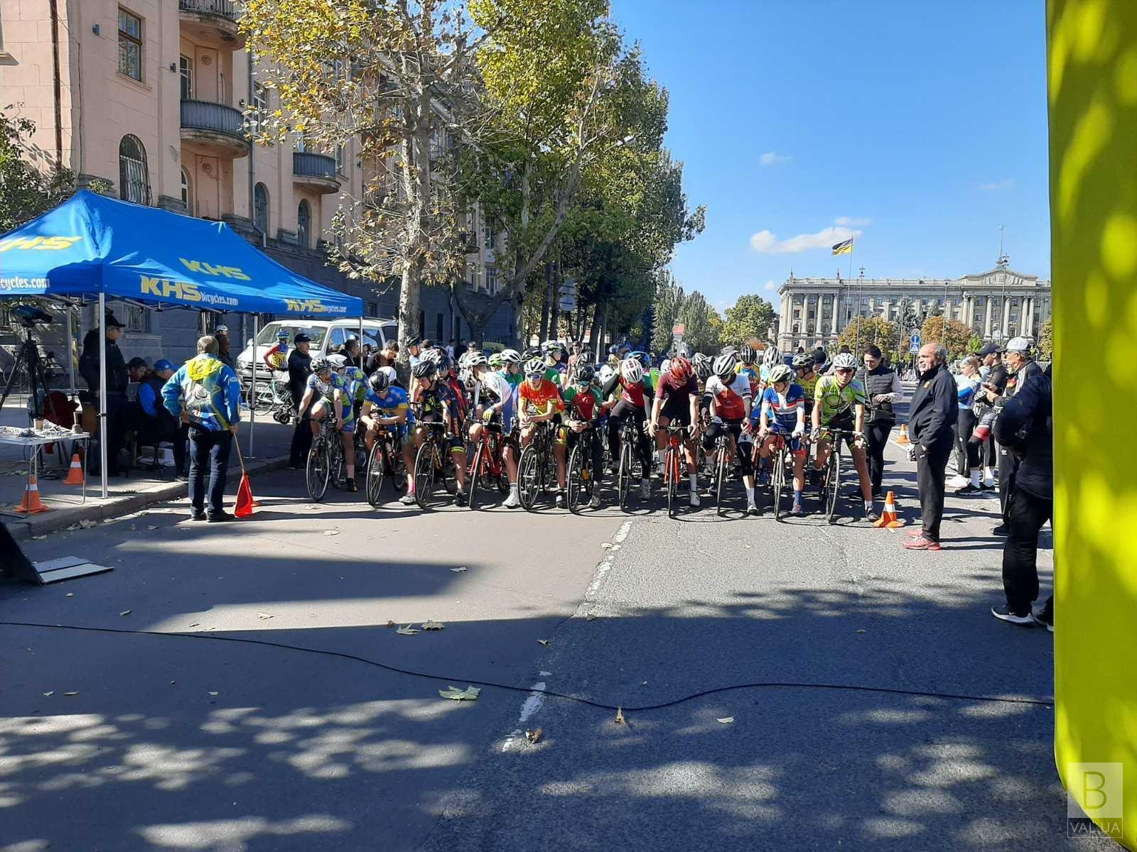 На чемпіонаті України з велоспорту представниці Чернігівщини відзначилися низку перемог