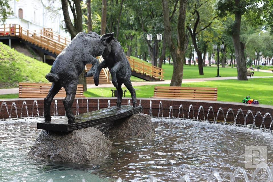 Залишилося 10 днів: у Чернігові закінчується сезон роботи фонтанів