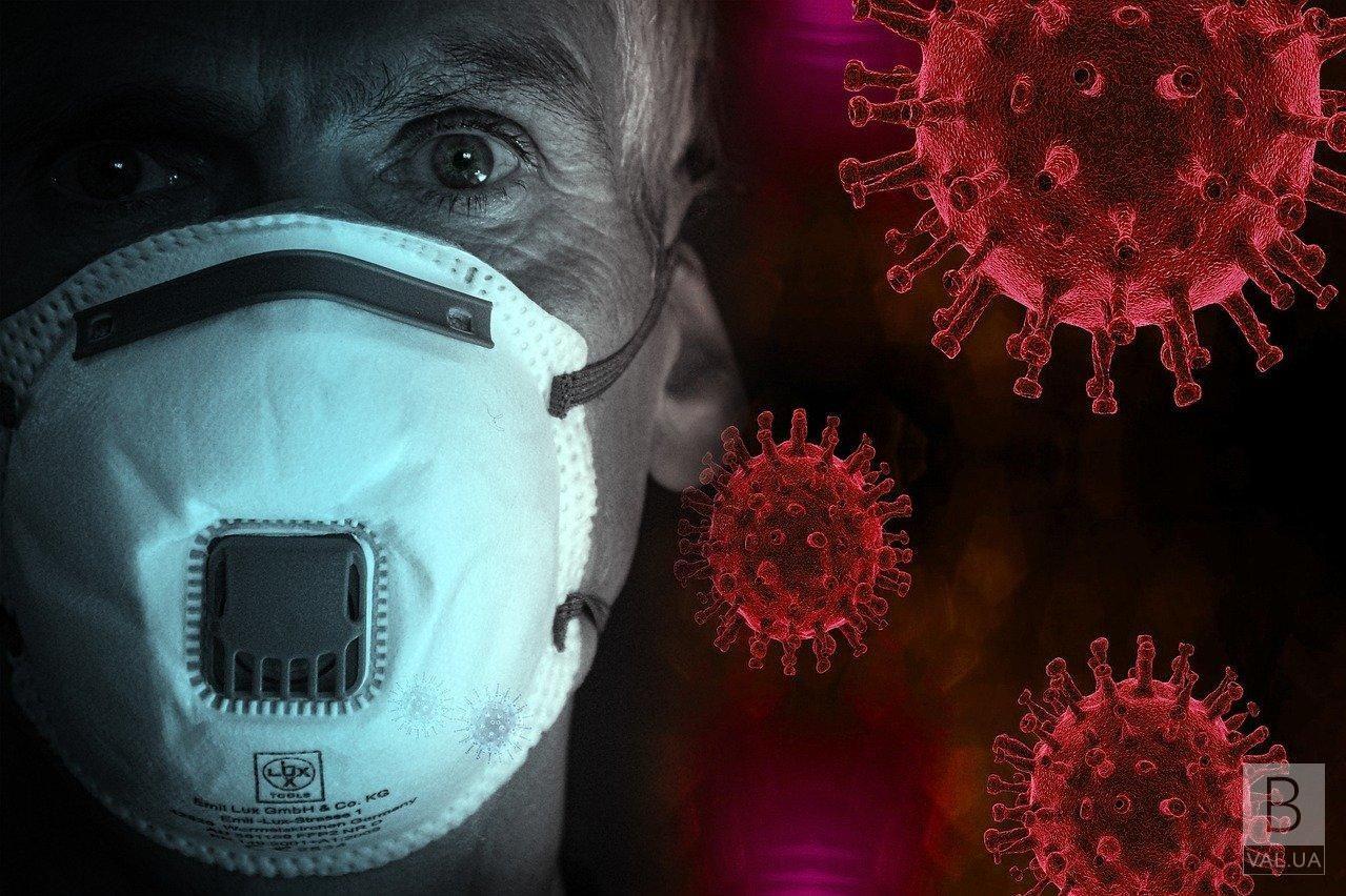 На Чернігівщині за добу понад пів тисячі людей захворіли на коронавірус